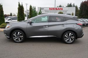 2017 Nissan Murano for Sale in Puyallup, WA