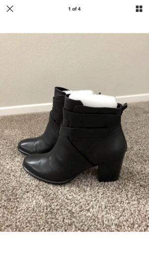 Ecco women's shape 55 ankle boot size 10-10,5 for Sale in Las Vegas, NV