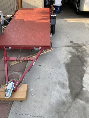 Utility trailer 4x8 for Sale in Hemet, CA