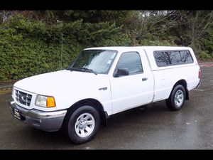 2003 Ford Ranger XLT 2dr Standard Cab XLT for Sale in Poulsbo, WA