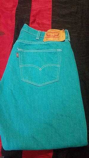 levis 501 button fly for Sale in La Vergne, TN
