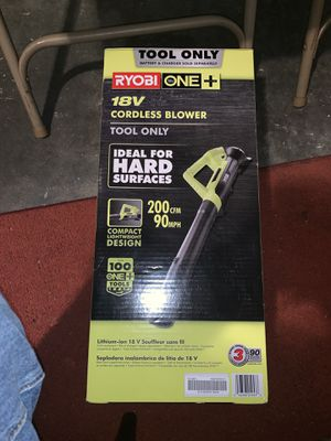 Cordless Blower for Sale in Anderson, SC
