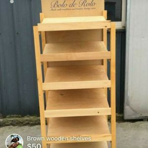 Wood Displays. for Sale in Haines City, FL