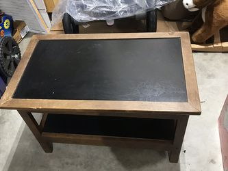 Small Solid Wood Coffee Table With Swivel Top for Sale in Kent,  WA
