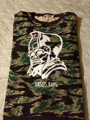 Bathing ape BAPE men's Sweatshirt for Sale in Mesa, AZ