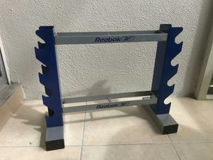 Gym Dumbbell HOLDEr weights for Sale in Miami, FL