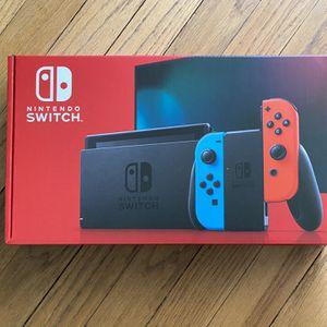 Nintendo Switch Console Brand New for Sale in River Grove, IL