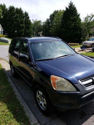 honda crv 2004 200mil miles for Sale in Atlanta, GA