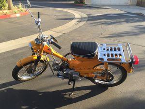 1971 Honda CT-90 for Sale in Calabasas, CA