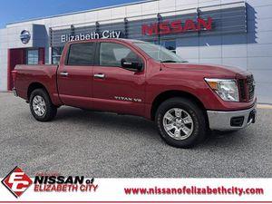 2019 Nissan Titan for Sale in Elizabeth City, NC