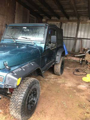 1997 Jeep Wrangler for Sale in Mayodan, NC