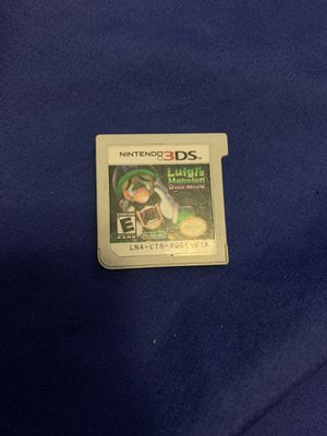 3DS GAME (LUIGI'S MANSION) for Sale in San Dimas, CA