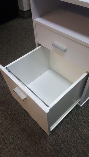 Alexandria File Cabinet, White for Sale in Santa Ana, CA