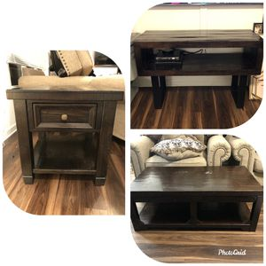 3 Piece Furniture Set - Ashley Furniture for Sale in Cary, NC