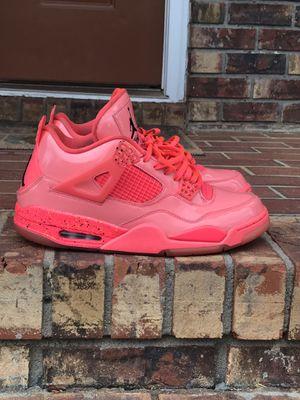 Air Jordan Retro 4 Hot Punch Size 12W / 10 Men's for Sale in Albany, GA