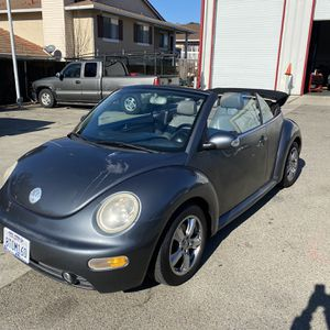VW BEETLE CONVERTIBLE for Sale in San Pablo, CA
