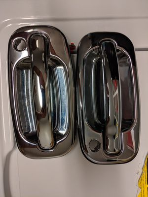 Chrome door handles for Sale in Carlsbad, CA