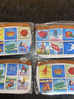 Loteria Coin Pouches $1 each for Sale in Lakewood,  CA