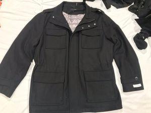 Calvin Klein men's wool winter coat • size extra large for Sale in Manhattan Beach, CA