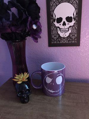 Purple nightmare before Christmas mug for Sale in Lancaster, CA