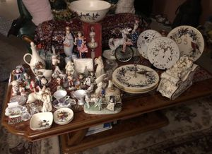 Various Antique China Many Boxes! for Sale in South River, NJ