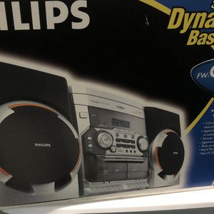 Philips Stereo System for Sale in Newark, NJ