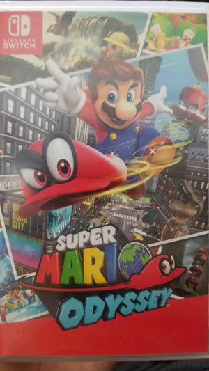 Nintendo Switch Mario Odyssey Opened for Sale in Hawthorne, CA