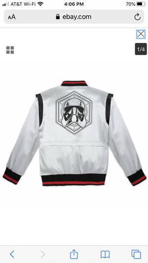 Star Wars Bomber jacket for Sale in Chino, CA