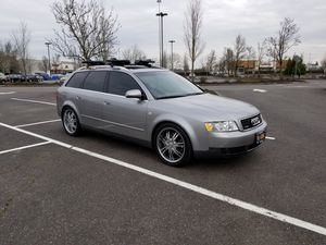 2003 Audi A4 Wagon for Sale in North Bend, WA