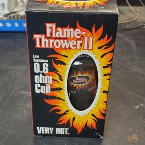 Flamethrower ll Coil Brand New for Sale in Riverside, CA