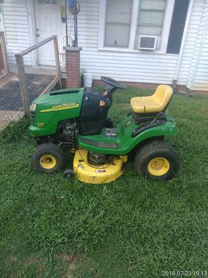 John Deere riding lawn mower for Sale in Covington, GA