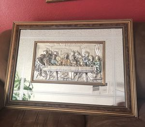 HOME DECOR OF THE LAST SUPPER for Sale in Las Vegas, NV