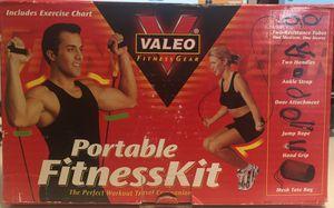 Valero Portable Fitness Kit for Sale in Alexandria, VA