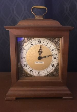 SETH THOMAS Original antique 🕰 Or in working condition scratches no scratches on the glass if you're interested just let me know thank you for Sale in Providence, RI