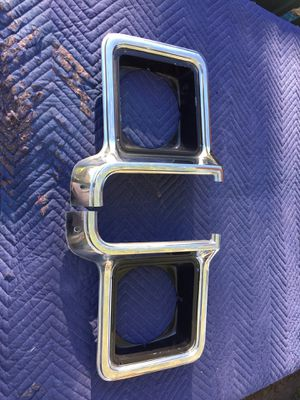 C10 c20 c30 headlight trim rings for Sale in Modesto, CA