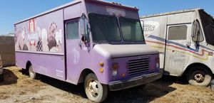 Chevy Grumman 1987 22ft Step Van non-op for Sale in Morgan Hill, CA