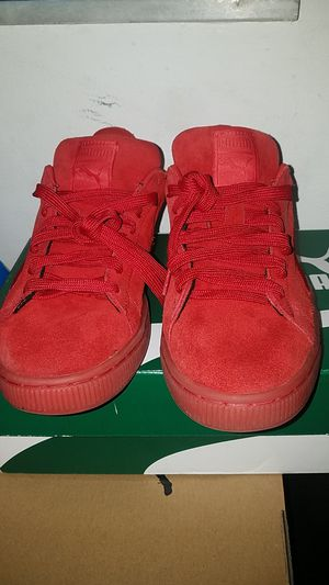 Puma Suede Classic MonoRefleced for Sale in West Palm Beach, FL