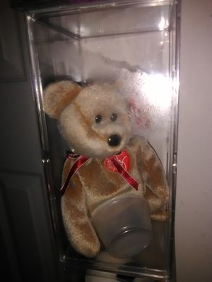 1999 SIGNATURE BEAR Ty Beanie Baby, ERROR for Sale in Inglewood, CA