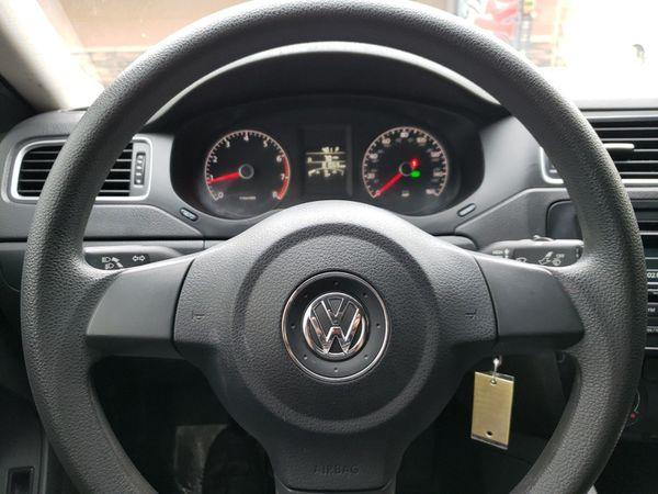2014 Volkswagen Jetta Sedan