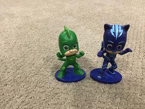 PJ masks mini figures for Sale in Annandale, VA