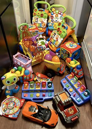 Baby's toys 5$ to 10$ for Sale in Dallas, TX