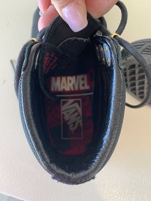 Vans/Black Panther for Sale in Yakima, WA