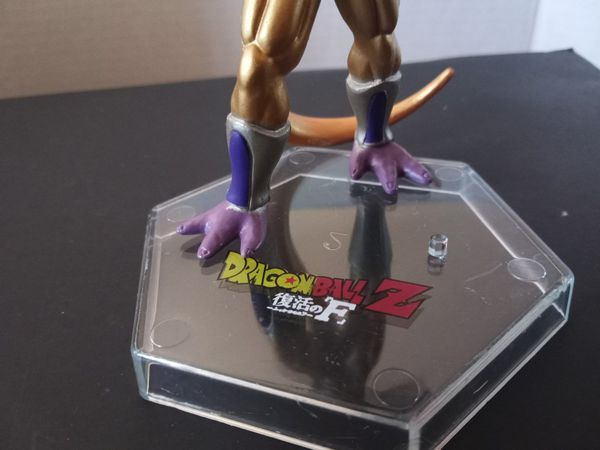 NEW#NO BOX#Stand's 4'inchs tall#Dragon Ball Z#Frieza