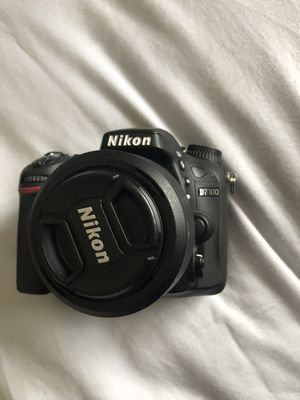 Nikon D7100 and lenses for Sale in Kaneohe, HI