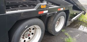 2006 sun valley 7 car trailer. Brand new motor. New battery. New pistons. New tires. New lights all on the entire trailer. New brakes and drums. New for Sale in North Brunswick Township, NJ