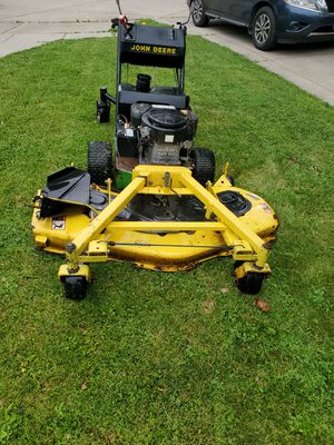 John Deere 54 walk behind with sulky. for Sale in Grove City, OH