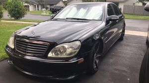 2006 Mercedes Benz S500 AMG for Sale in Sunrise, FL