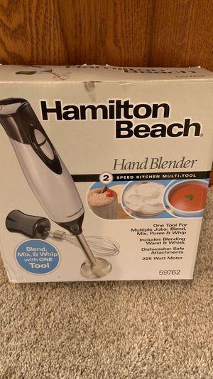 Hamilton Beach Hans Blender NEW for Sale in Fort Worth, TX