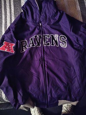 Ravens vest and jacket for Sale in Elkridge, MD