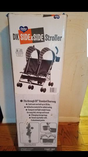 New Double stroller for Sale in Washington, DC